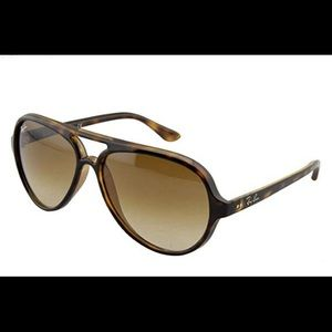 Ray-Ban Aviator Cats - RB4125